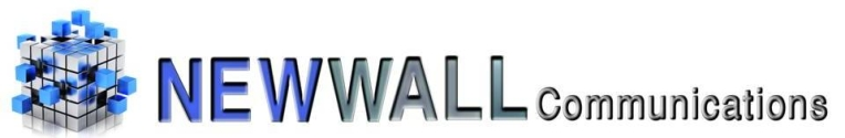Newwall Communications Retina Logo
